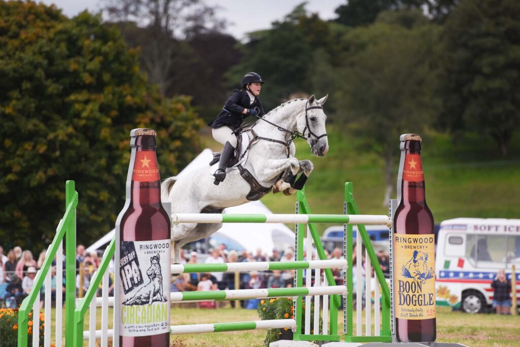 Ellingham Horse Show