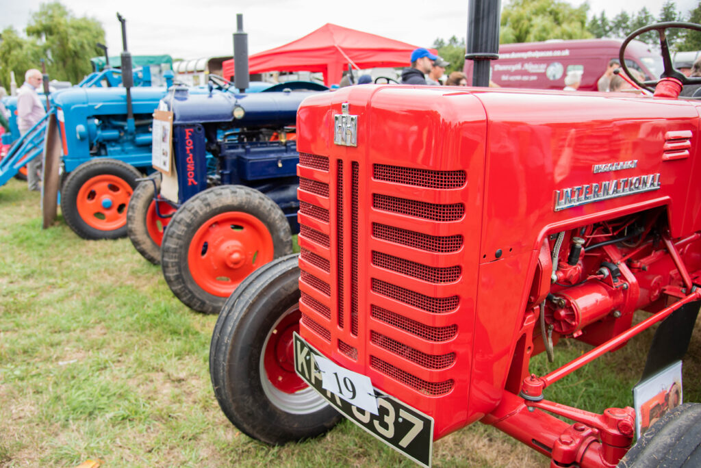Vintage Farm Vehicles