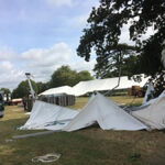 Ellingham Show 2019 damage